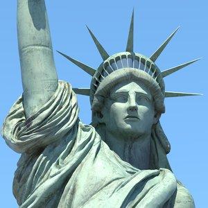 liberty r 3D model