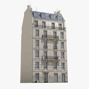 old paris house model