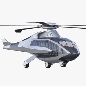 future concept helicopter bell model