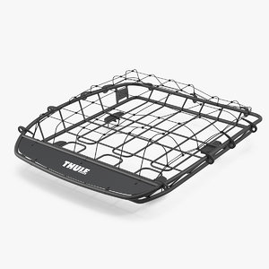 3D roof basket thule canyon