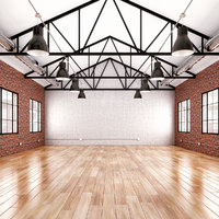 Industrial loft and office space 4