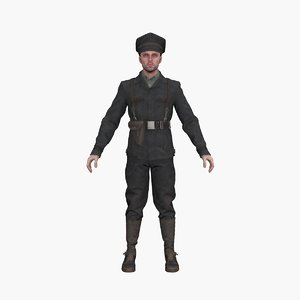 christopher games 3D model