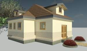 small house model