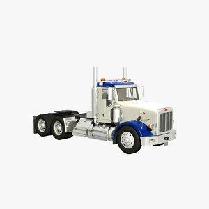 3d 378 truck model
