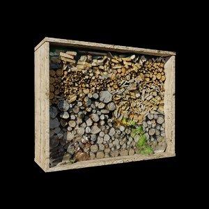 3D firebox model