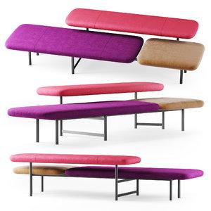 kanso bench model