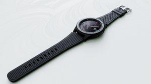 watch samsung gear s3 3D model