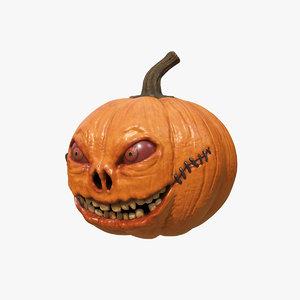 halloween v6 3D model
