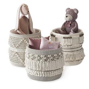 3D decor nursery