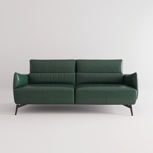 sofa furniture seat 3D model