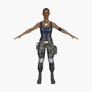 jax girl games 3D