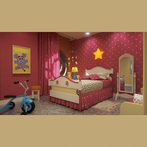 s room night light model