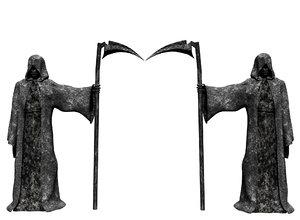 grim reaper 3D