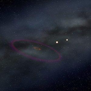 3D model centauri alpha