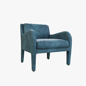 chair v64 3D model