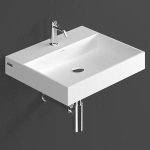 3D clou wash 13030 model