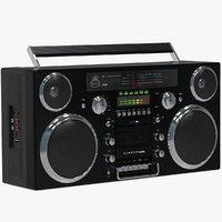 GPO Retro Boombox Ghetto-Blaster