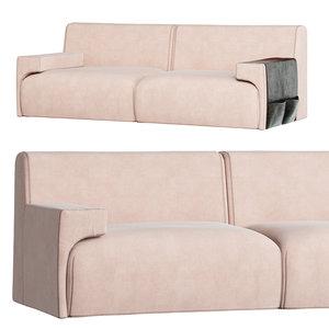 3D etnica sofa
