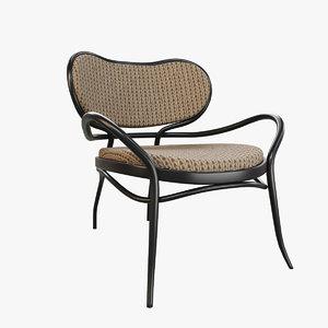 3D chair v65 model