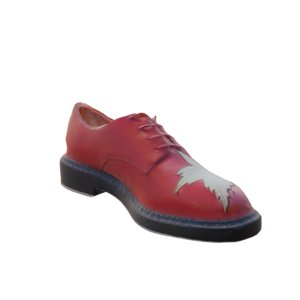 red shoe 3D