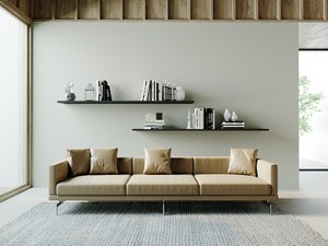 sofa sectional 3D