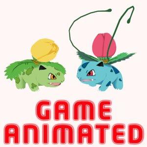 3D pokemon ivysaur