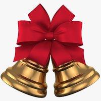 Christmas Bell 06 PBR