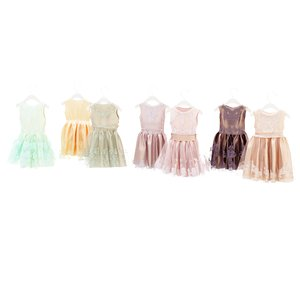 3D dresses little princess