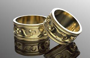 ring printing 3d model