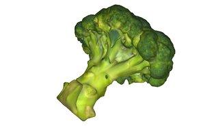 3D broccoli scan scanner