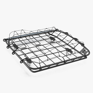 3D roof basket model