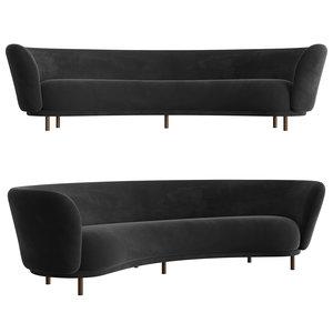 dandy sofa 3D