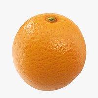 Orange 04 Hi Poly