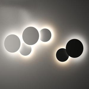 wall light bite forstlight 3D model