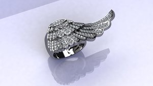 3D wing ring