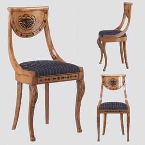 chair morello gianpaolo model