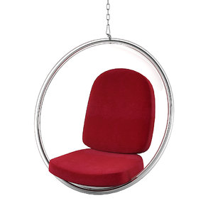 3D hanging bubble chair