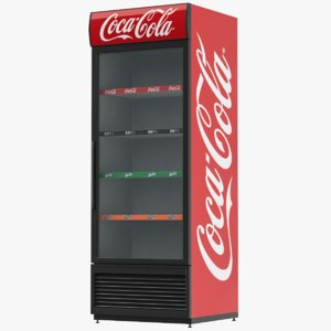 refrigerator display 3D