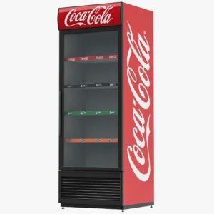 refrigerator display 3D