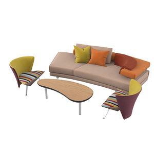 childern furniture set model