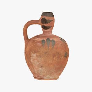 Clay Pot 02 RAW SCAN
