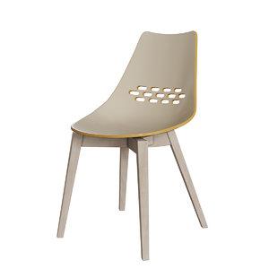 connubia cb1486 jam chair 3D model