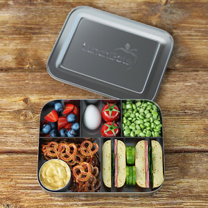 3D bento lunch container lunchbots model