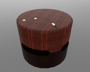hope chest 3D model
