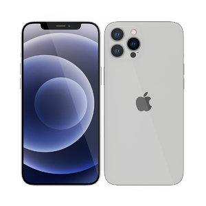 3D model apple iphone 12 pro