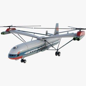 mi-12 - 3D model