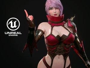 ninja warrior - 3D