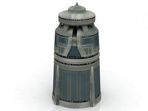 star wars architecture corus model