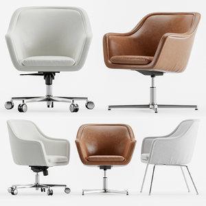bumper chair 3D model