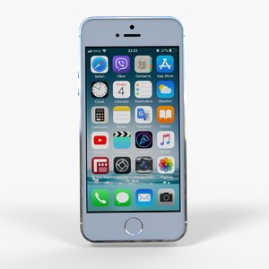 3D iphone 5s
